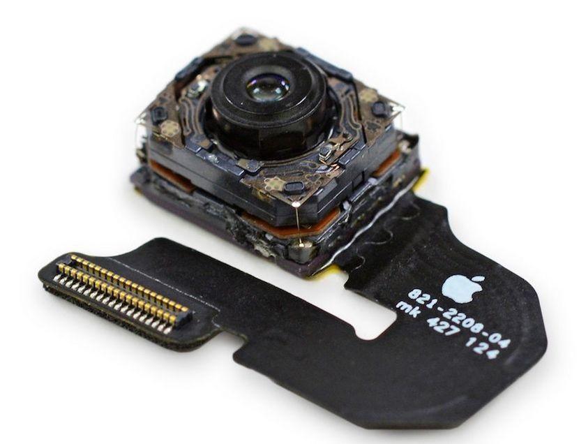Apple cambiará las cámaras iSight de los iPhone 6 Plus que presentan fallas 1