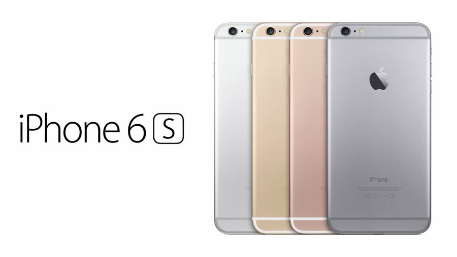 Disponibles iPhone 6S, 6S Plus App Store España México