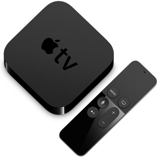 Apple TV de cuarta generación te permite conectar audífonos Bluetooth 1