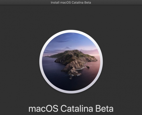 macOS Catalina Beta 4