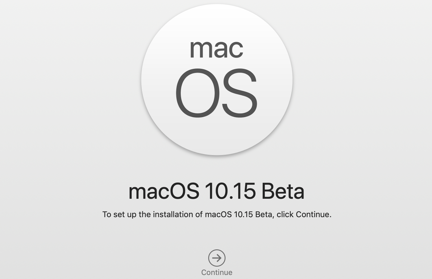 Opiniones macOS Catalina Beta