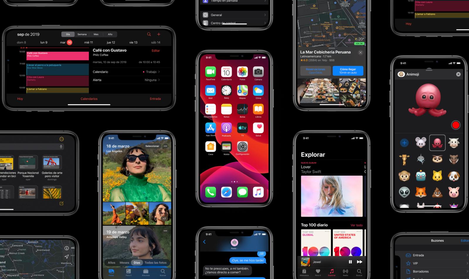 Descarga iOS 13