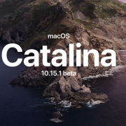 macOS Catalina 10.15.1 beta