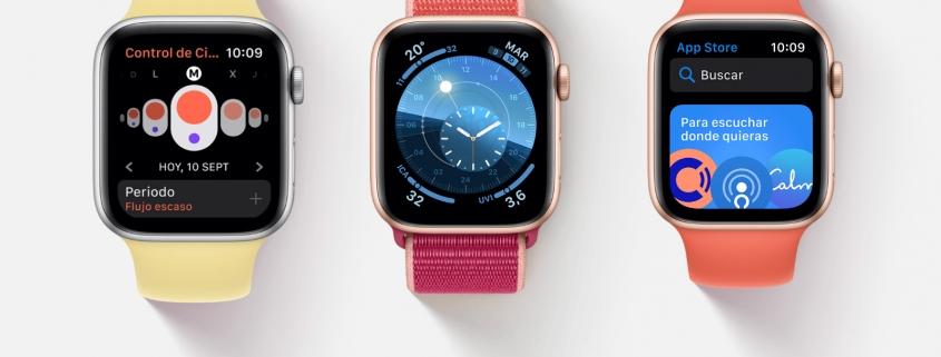 watchOS 6.0.1