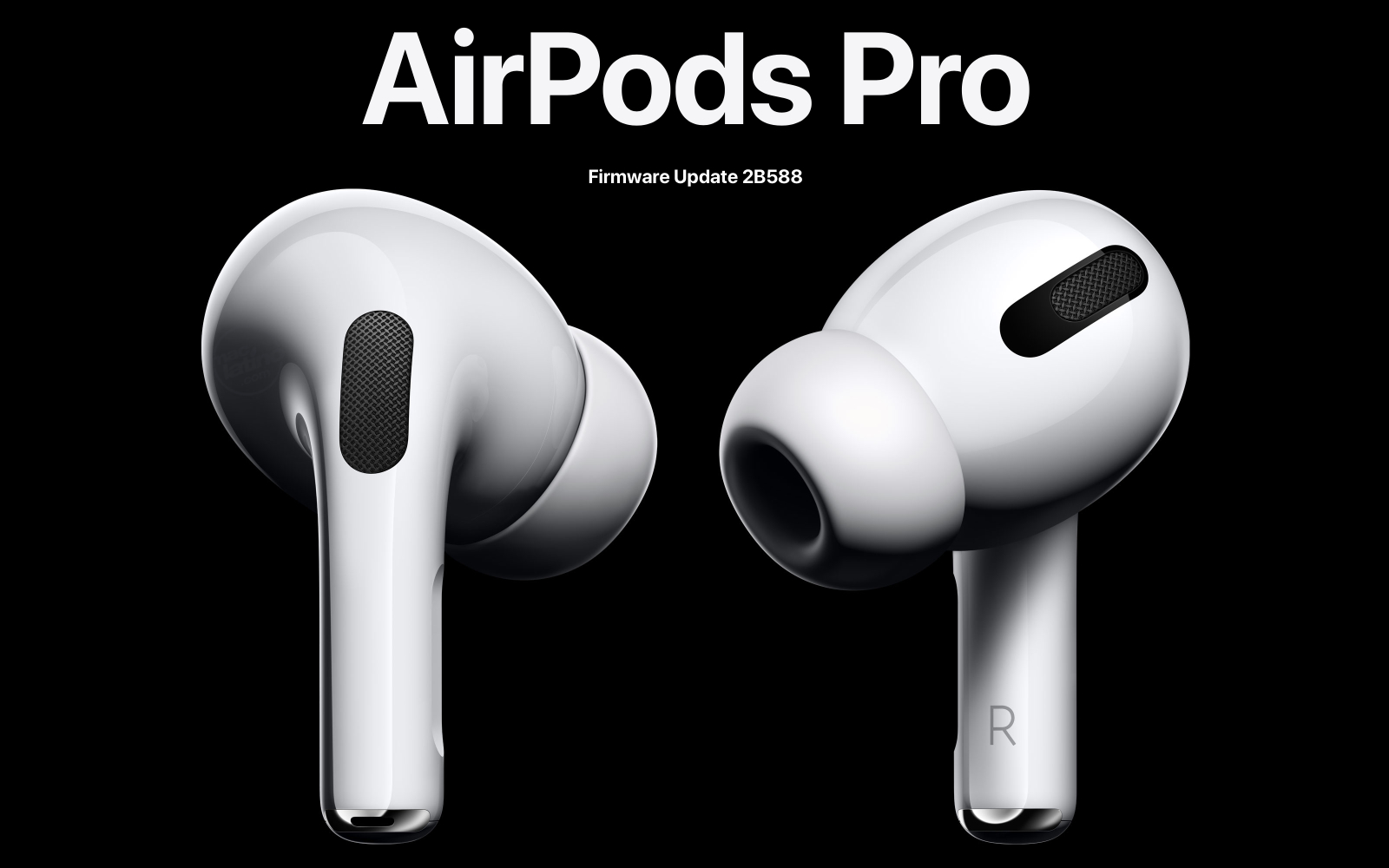 Firmware 2B588 para AirPods Pro