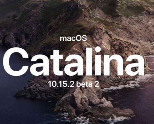 macOS Catalina 10.15.2 beta 2