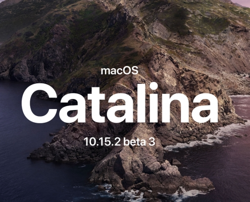 macOS Catalina 10.15.2 beta 3