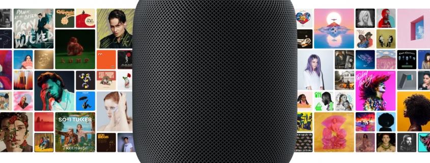 iOS 13.3 para HomePod