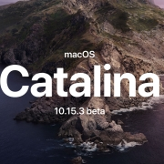 macOS Catalina 10.15.3 beta