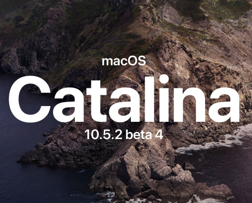 macOS Catalina 10.15.2 beta 4