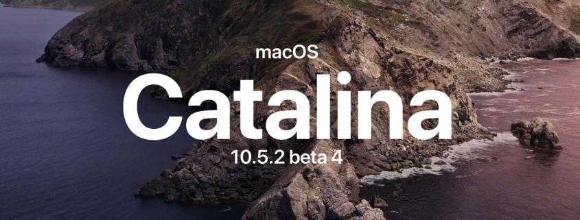 macOS Catalina 10.15.2 beta 4