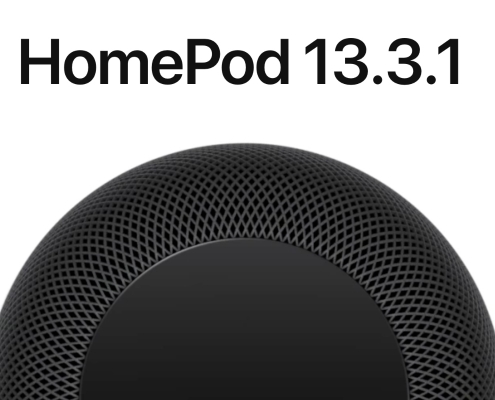 HomePod 13.3.1
