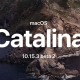 macOS Catalina 10.15.3 beta 2