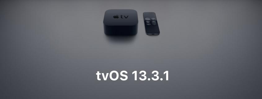 tvOS 13.3.1