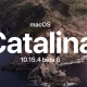 macOS Catalina 10.15.4 beta 6