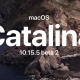 macOS Catalina 10.15.5 beta 2